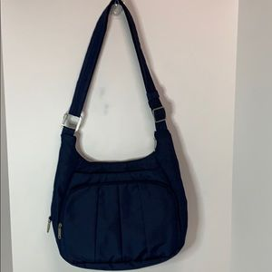 EUC Travelon anti-theft shoulder/crossbody bag